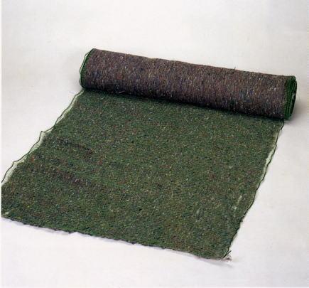 グラスネットⅠ型Ⅲ型 合成繊維ネット付張芝